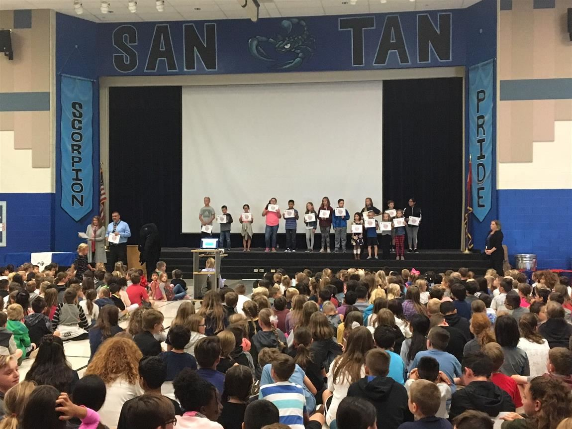 San Tan recognizes leaders