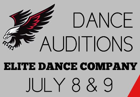 Dance Auditions for Elite Dance Company are coming up!!