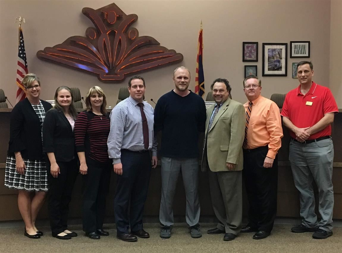 Board honors newest National Board Certified Teachers (NBCT)