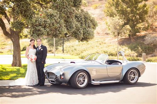 My wife and I, and my Cobra