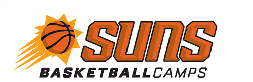 Suns Basketball camp Logo