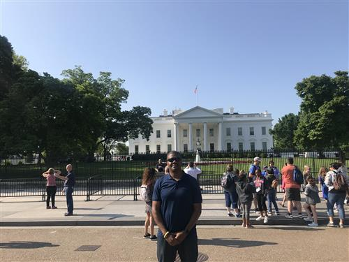 pic at the White House