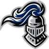 Higley High Knight head logo