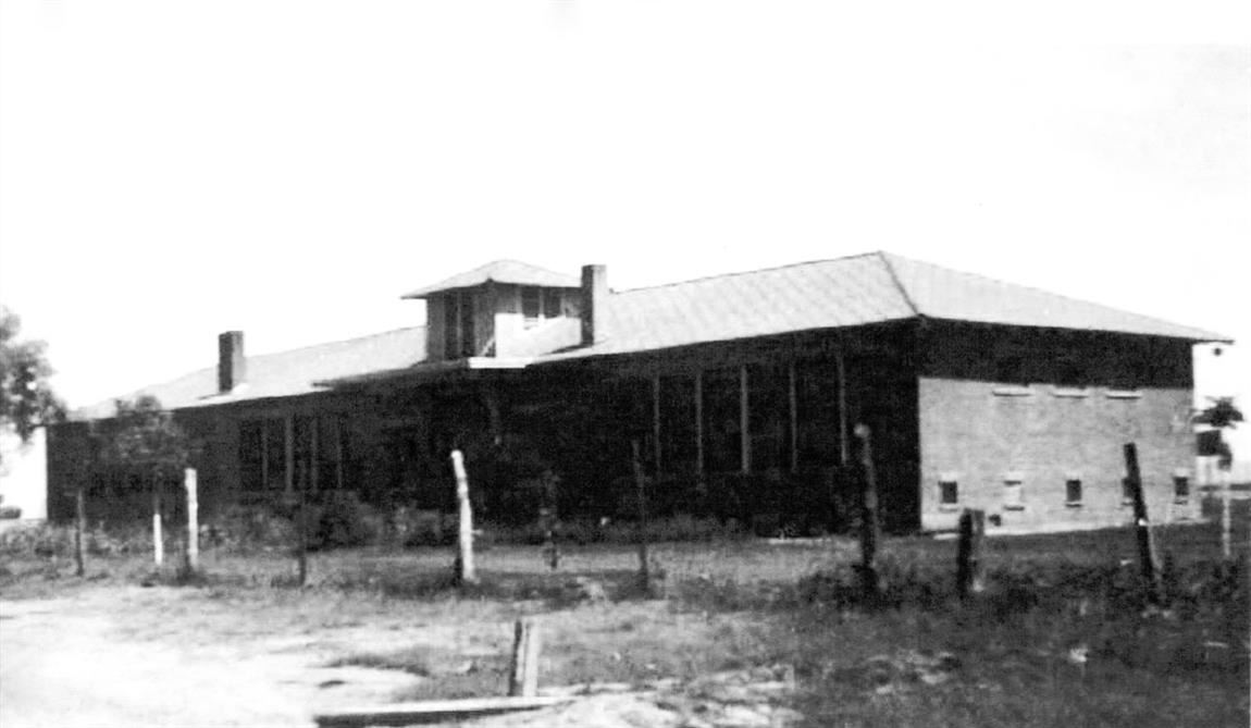 Higley's first two room school house