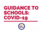 Guidance to Schools COVID19 logo