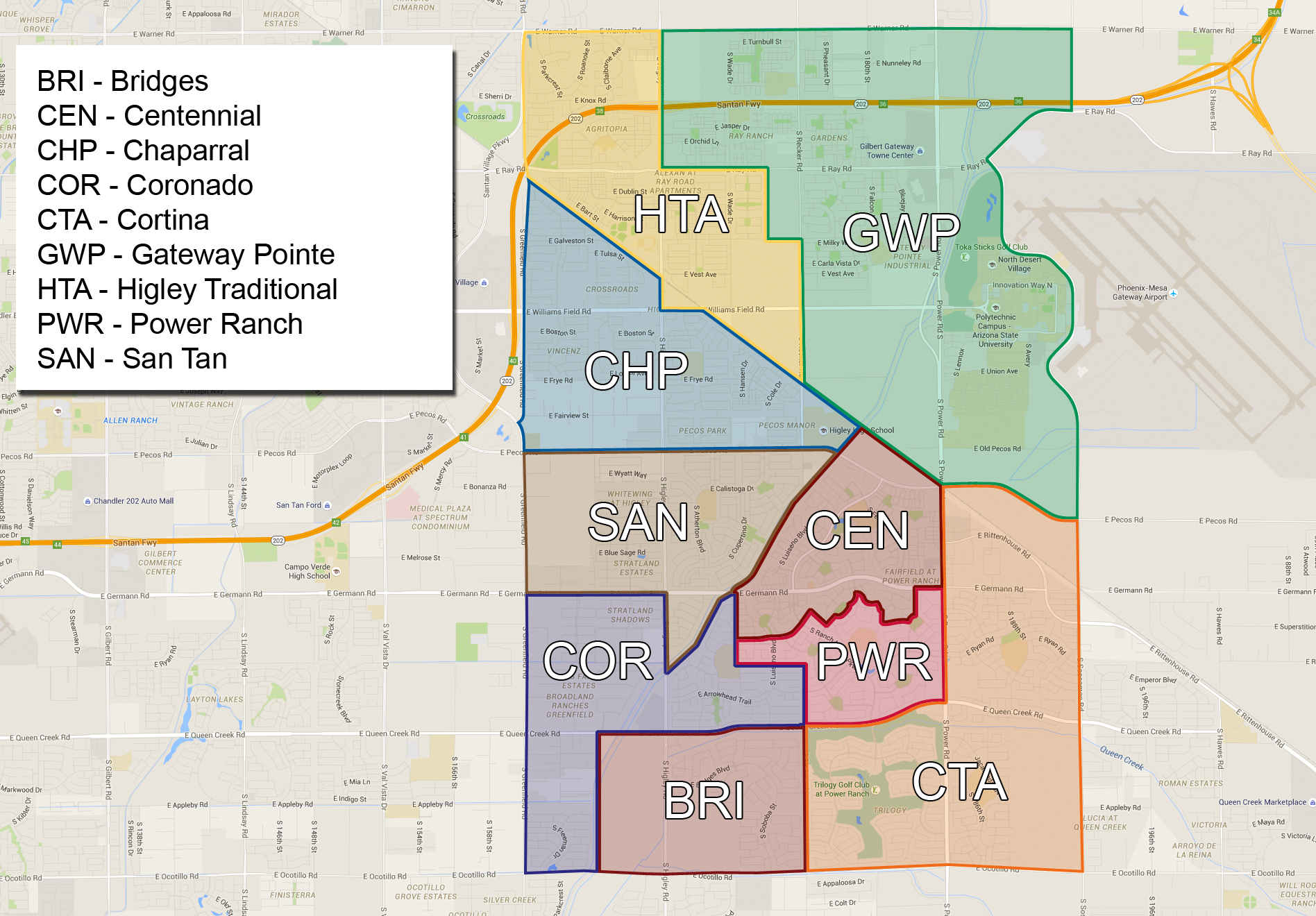 District Boundaries Boundary Maps