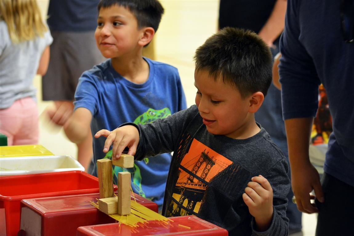 Chaparral Elementary holds first steam night
